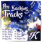 Pro Backing Tracks K, Vol.7 by Pop Music Workshop
