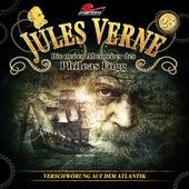 Die neuen Abenteuer des Phileas Fogg, Folge 23: Verschwörung auf dem Atlantik von Jules Verne