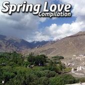 SPRIN LOVE COMPILATION de Tina Jackson