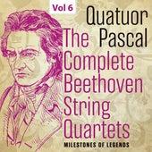 Milestones of Legends: Pascal Quartet, Vol. 6 von Pascal Quartet
