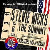 Legendary FM Broadcasts - The Summit Houston TX 6th October 1989 de Stevie Nicks