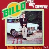 Billo Ayer Hoy y Siempre, Vol. 2 de Billo's Caracas Boys