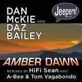 Amber Dawn by Dan McKie