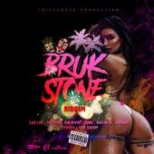 Bruk Stone Riddim de Various Artists
