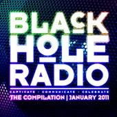 Black Hole Radio Januari 2011 von Various Artists