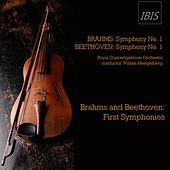 Brahms and Beethoven: First Symphonies de Royal Concertgebouw Orchestra