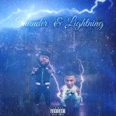 Thunder & Lightning by MoneyReece