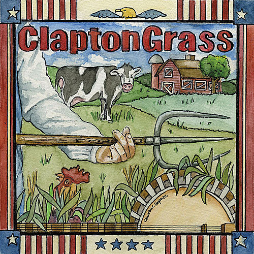 ClaptonGrass by The Grassmasters