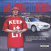 T. Willis Presents: Welcome to Reno the Compilation de Various Artists
