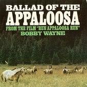 Ballad Of The Appaloosa by Bobby Wayne