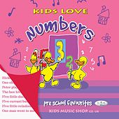 Kids Love Numbers de The C.R.S. Players