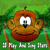 20 Play and Sing Stars de Canciones Para Niños