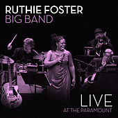 Live at the Paramount by Ruthie Foster