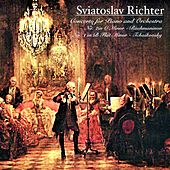 Sviatoslav Richter: Concerto for Piano and Orchestra von Various Orchestras