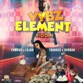 Vybz Element Riddim de Various Artists