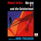 Anna Thalbach liest... und die Geisterinsel (ungekürzte Lesung) von Die drei ???