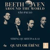 Beethoven Around the World: São Paulo, String Quartets Nos 6 & 12 - String Quartet No. 6 in B-Flat Major, Op. 18 No. 6: IV. La Malinconia by Quatuor Ébène