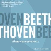 Beethoven: Piano Concerto No. 2 by San Francisco Symphony