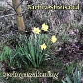 Spring Awakening by Barbra Streisand