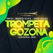 Trompeta Gozona de Dayvi, Marco Goza, Jhon Velez