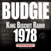 King Biscuit Radio 1978 (Live) de Budgie
