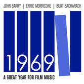1969 - A Great Year for Film Music by Various Artists