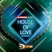 House of Love de DJ Dangerous Raj Desai