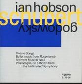 Ian Hobson Plays Schubert & Godowsky by Ian Hobson