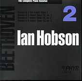 Ian Hobson: The Complete Beethoven Piano Sonatas - Volume 2 by Ian Hobson