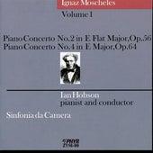 Moscheles Volume 1: Piano Concertos No. 2 and 4 de Sinfonia da Camera