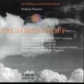 Rachmaninoff: Piano Concertos, Rhasody On A Theme By Paganini by Ian Hobson