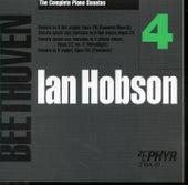 Ian Hobson: The Complete Beethoven Piano Sonatas - Volume 4 by Ian Hobson