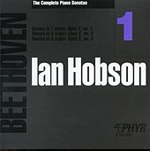 Ian Hobson: The Complete Beethoven Piano Sonatas - Volume 1 by Ian Hobson