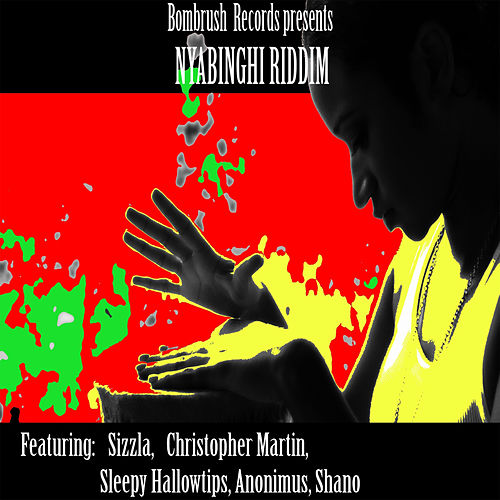 The Nyabinghi Riddim by Various Artists