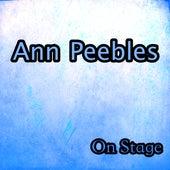 On Stage de Ann Peebles