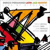 Enrico Pieranunzi Latin Jazz Quintet Live At Birdland by Various Artists
