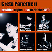 Brazilian Nights-Live at ZincBar de Greta Panettieri