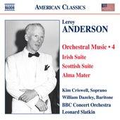 Anderson, L.: Orchestral Music, Vol. 4 - Irish Suite / Scottish Suite / Alma Mater / A Christmas Festival von Various Artists