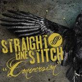 Conversion by Straight Line Stitch