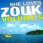 She Loves Zouk, Vol. 5 de Various Artists