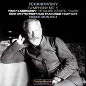 Piotr Iljic Tchaikovsky : Symphony No. 5 - Nikolaj Rimsky-Korsakov : The Golden Cockerel, Sadko de Various Artists