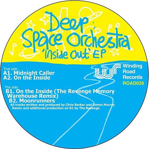 Inside Out - EP by Deep Space Orchestra