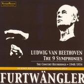 Beethoven : The 9 Symphonies by Wilhelm Furtwängler