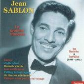 Le crooner français von Jean Sablon
