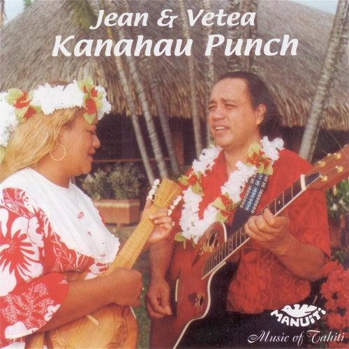 Kanahau Punch Local Tahitian Dance Music by Jean