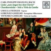 Bach: Oden mit Melodien / Les langueurs tendres / Solfeggio / Geistliche Oden und Lieder / La capricieuse / La Borchward von Various Artists