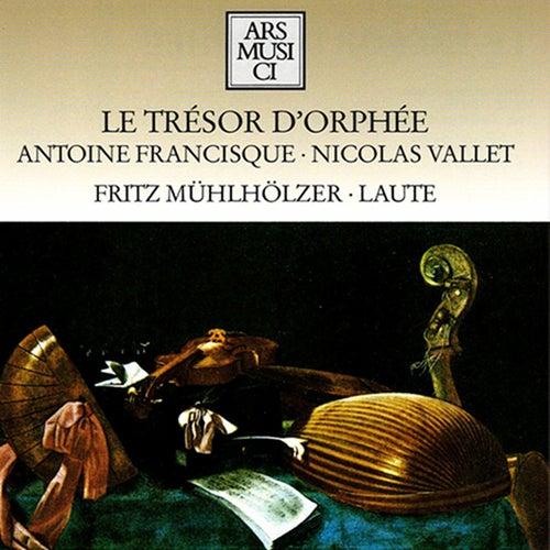 Le tresor d'Orphee by Fritz Muhlholzer