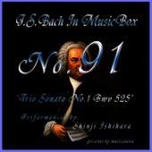 Bach In Musical Box 91 / Trio Sonata No.1 Bwv 525 by Shinji Ishihara