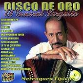 Disco de Oro by El General Larguito
