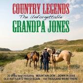 The Unforgettable Grandpa Jones by Grandpa Jones